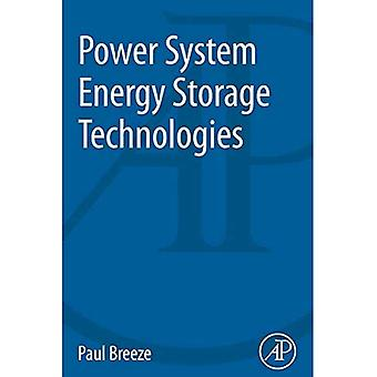 Power System Energy Storage� Technologies
