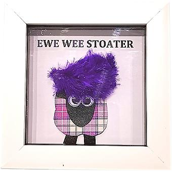 Gifts Ewe Wee Stoater Purple Sheep by Wee Bee Gifts