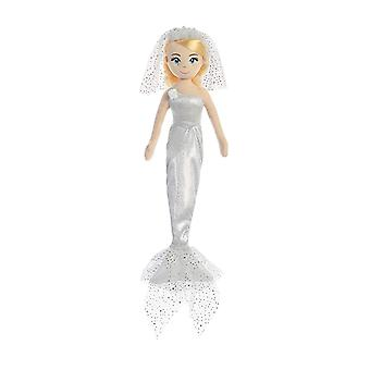 Aurora World, Sparkle Tales Sea Shimmer Mermaid Doll, Mariée