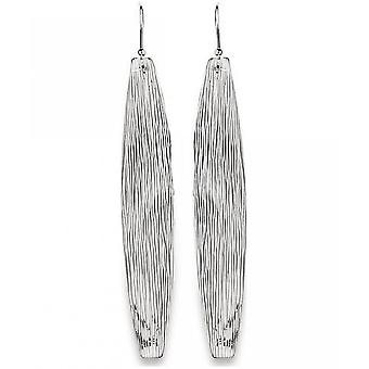 bastian inverun - silver earrings - 11905