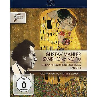G. Mahler - Symphony No. 10 [BLU-RAY] USA import