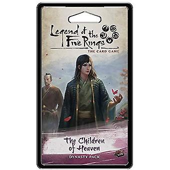 The Children of Heaven Reign L5R LCG