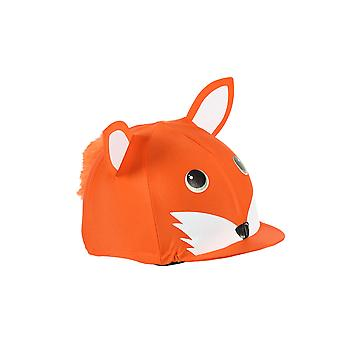 Shires Animal Hat Cover - Fox