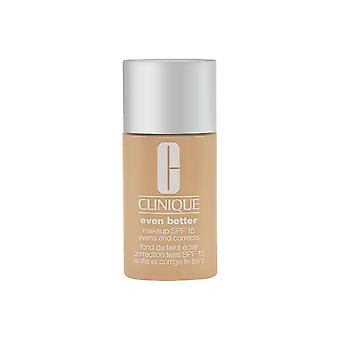 Clinique even better makeup spf 15 evens and corrects wn 01 flax