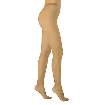 Solidea Micro Rete 70 Sheer Support Tights [Style 40270] Sabbia (Pale Beige) XL