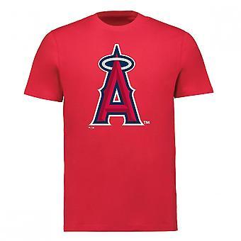 Fanatics Mlb Los Angeles Angels Primary Logo T-shirt