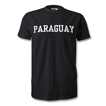 Paraguay maan Lasten t-paita