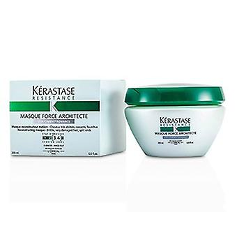 Kerastase Resistance Force Architecte Strengthening Masque (for Brittle, Very Damaged Hair, Split Ends)  200ml/6.8oz