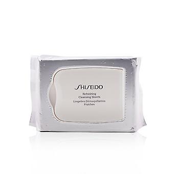 Hojas de Limpieza Refrescante Shiseido 30sheets