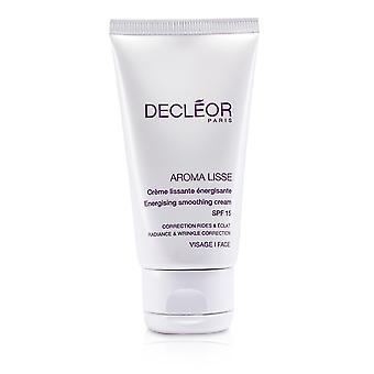 Aroma lisse energising smoothing cream spf 15 (salonproduct) 169171 50ml/1.6oz