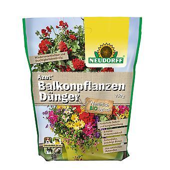 NEUDORFF Azet® balcony plant fertilizer, 750 g