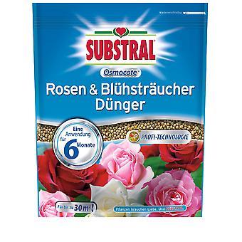 SUBSTRAL® Osmocote Roses & Flowering shrubs Fertilizer, 1.5 kg
