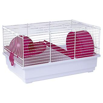 Voltrega Jaula Mod. 914 Hamster Blanca (4) (Small pets , Cages and Parks)