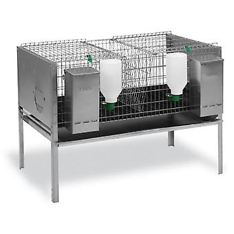 Gaun Rabbits Cage Europa 2 Departments (Small pets , Cages and Parks)