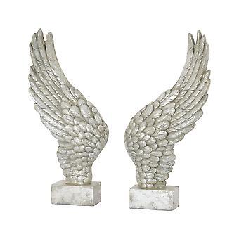Hill Interiors Freestanding Ornamental Angel Wings (en)