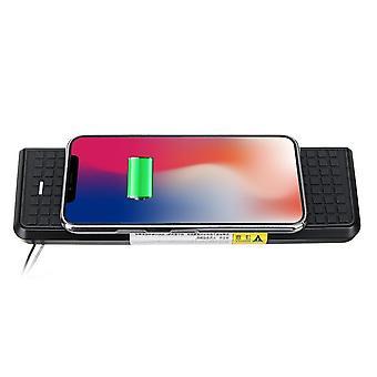 10W qi trådlös snabbladdning billaddare för bilserie 14-18 för iphone 8/x/xsmax