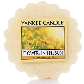 Yankee Candle Wax Tart Melt Flowers In The Sun