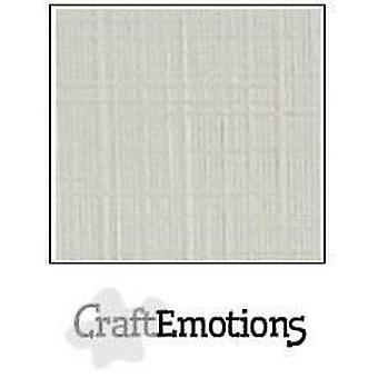 CraftEmotions lin papp 100 Sh pastellkrem Bulk LHC-103 A5 250gr