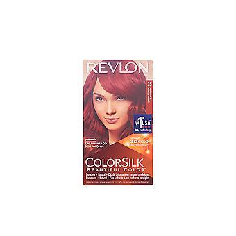女性のためのレブロン Colorsilk Tinte #35 ロホもアクセス