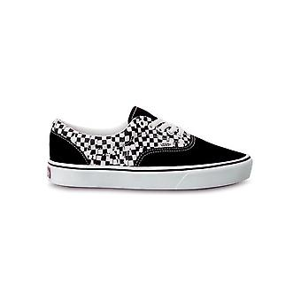 Vans - Schuhe - Sneakers - ComfyCushERA_VN0A3WM9V9Y1 - Unisex - black,white - US 10.5