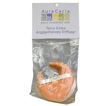 Aura cacia terra cotta moon aromatherapy diffuser, 1 ea