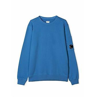 C.P. Company Undersixteen C.P. Company Blue Lens Sweatshirt
