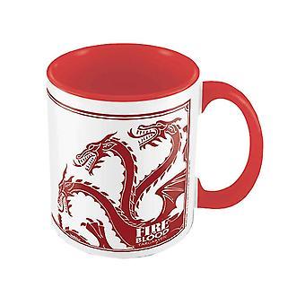 Game of Thrones, mug-House Targaryen