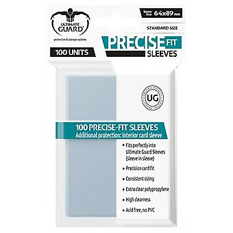 Ultimate Guard Precise-Fit Sleeves Size 89x64 mm