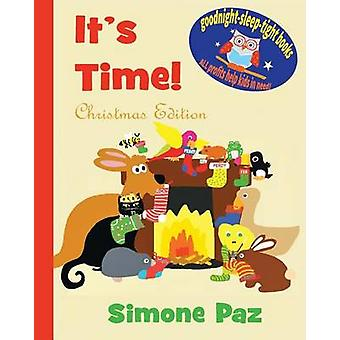 Its Time by Paz & Simone