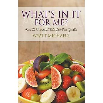 Whats In It For Me by Michaels & Wyatt
