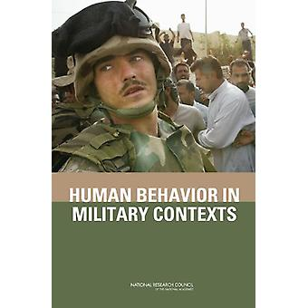 Human Behavior in Military Contexts by Committee on Opportunities in