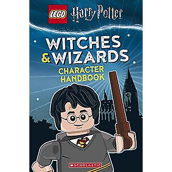 Witches and Wizards Character Handbook (LEGO Harry Potter) by Samanth