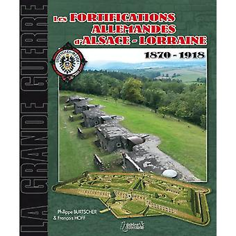 Les Fortifications Allemandes - 9782352501428 Book