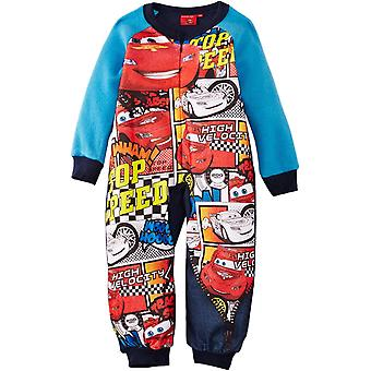 Boys Disney Cars Fleece Sleepwalker