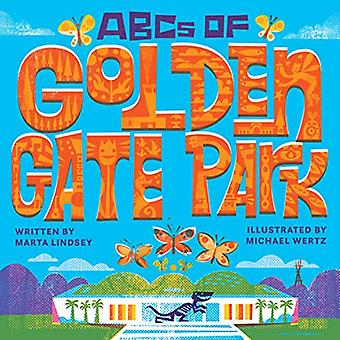 ABCs of Golden Gate Park by Marta Lindsey - 9781513263038 Book