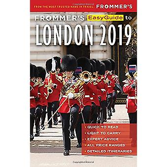 Frommer's EasyGuide to London 2019 by Jason Cochran - 9781628874228 B