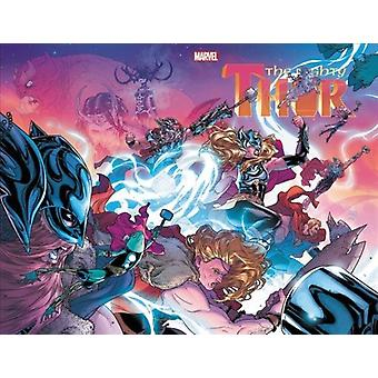 Mighty Thor Vol. 5 The Death Of The Mighty Thor by BrianMichael Aaron