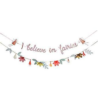 Meri Meri Fairy Garland - Party Decoration 2 x 8ft