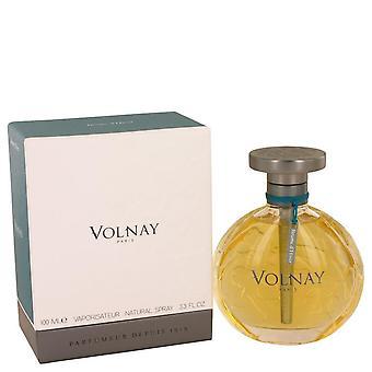 Brume D'hiver Eau DE Parfum Spray (Unisex) By Volnay 3,4 oz Eau DE Parfum Spray