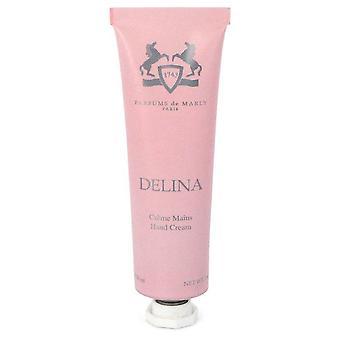 Delina Hand Cream By Parfums De Marly 1 oz Hand Cream