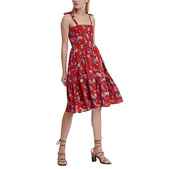 Funky Buddha Women-apos;s Day Dress In Allover Print Funky Buddha Women-apos;s Day Dress In Allover Print Funky Buddha Women-apos;s Day Dress In Allover Print Funky Buddha