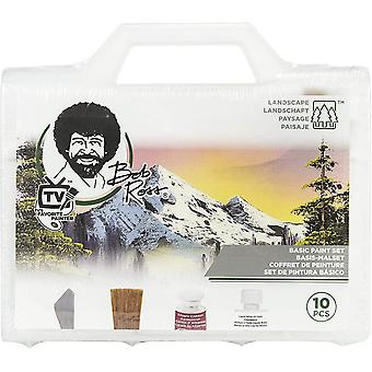 Bob Ross Basic Landscape Oil Colour Paint Set