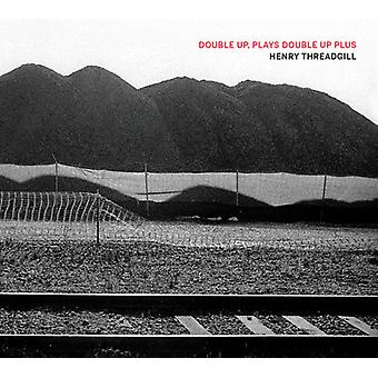 Henry Threadgill - Double Up Plays Double Up Plus [CD] USA import