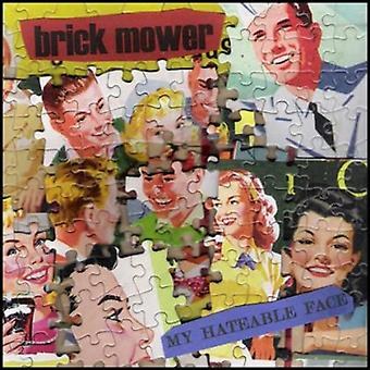 Brick Mower - My Hateable Face [Vinyl] USA import