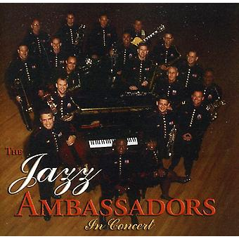 US Army fältet Band Jazz ambassadörer - konsert [CD] USA import