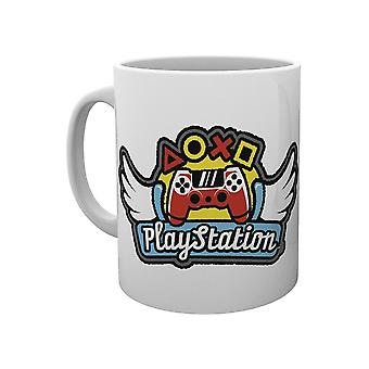 PlayStation, Mug - Wings
