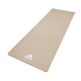 Adidas 8mm Yoga Matte Trace Vapour Grey