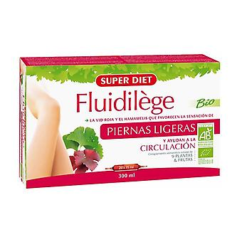 Fluidilege Circulation Legs Agbio 20 units of 15ml