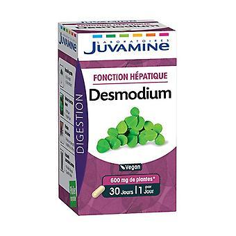 Hepatic Function - Desmodium 30 vegetable capsules