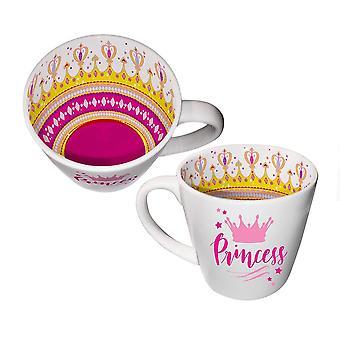 Two Up Two Down Princess Mug